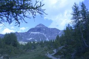 Spedizione 1 Valmalenco - Panorama