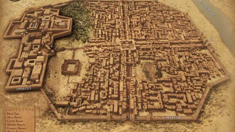 civiltà a.C. Harappa