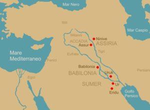 Mesopotamia a.C.