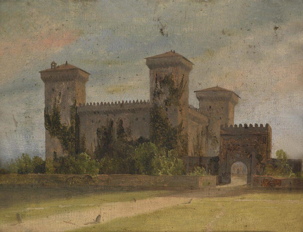 alieni a Castello di Burgo Taronis