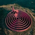 Fiumara d'arte labirinto di Arianna