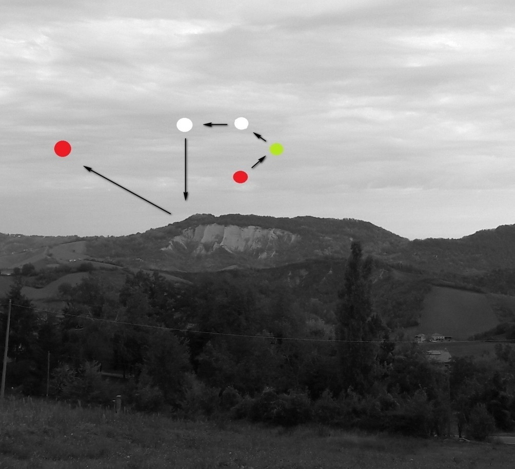 UFO - Val Stirone