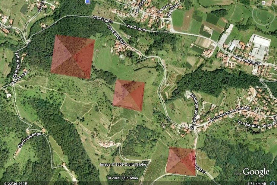 Piramidi di Montevecchia