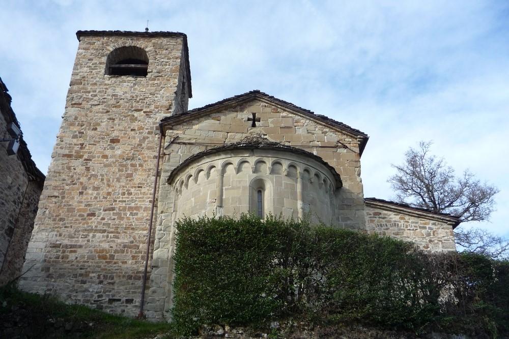Misteriosa luce volante in Val Cedra e in Val Parma