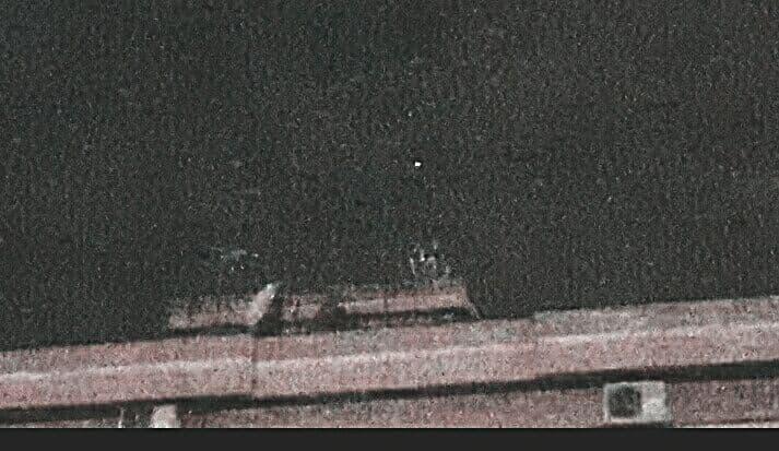 Avvistamento di un UFO che solca i cieli di Palermo