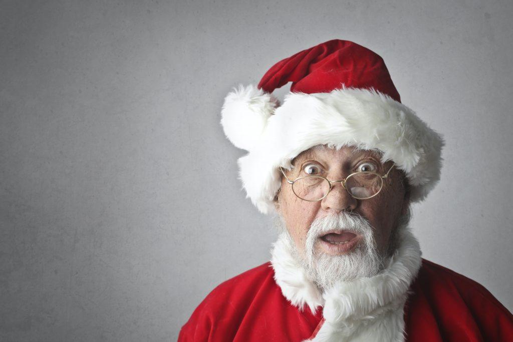 Berretto Babbo Natale