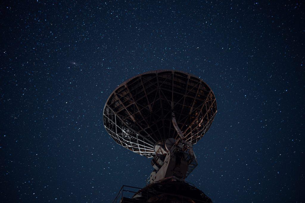 Parabola Satellitare.