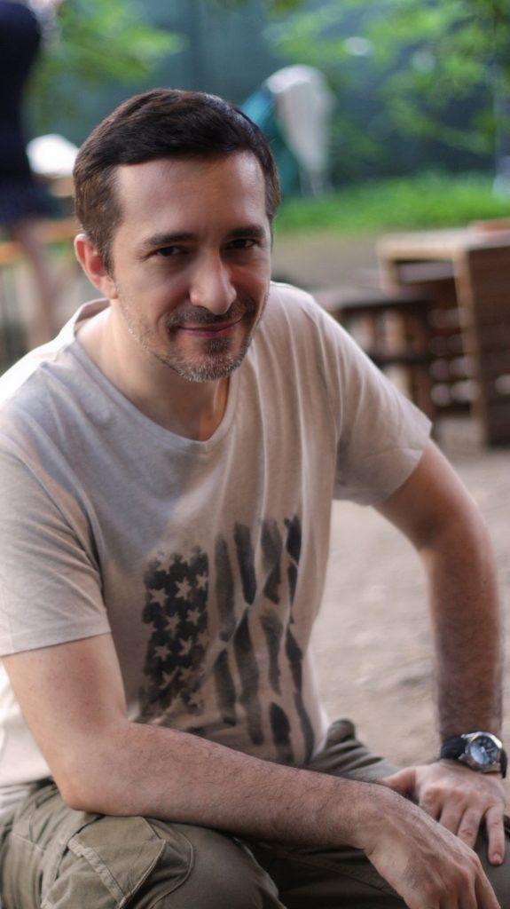 Giorgio Pastore. Foto di Giorgio Pastore.