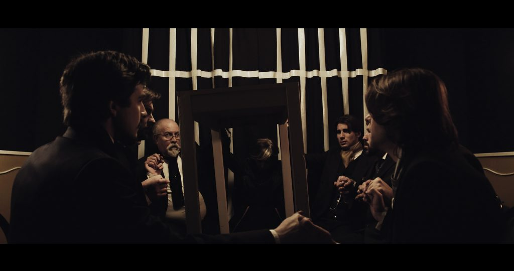 Frame del film Occultus. Foto di Giorgio Pastore.